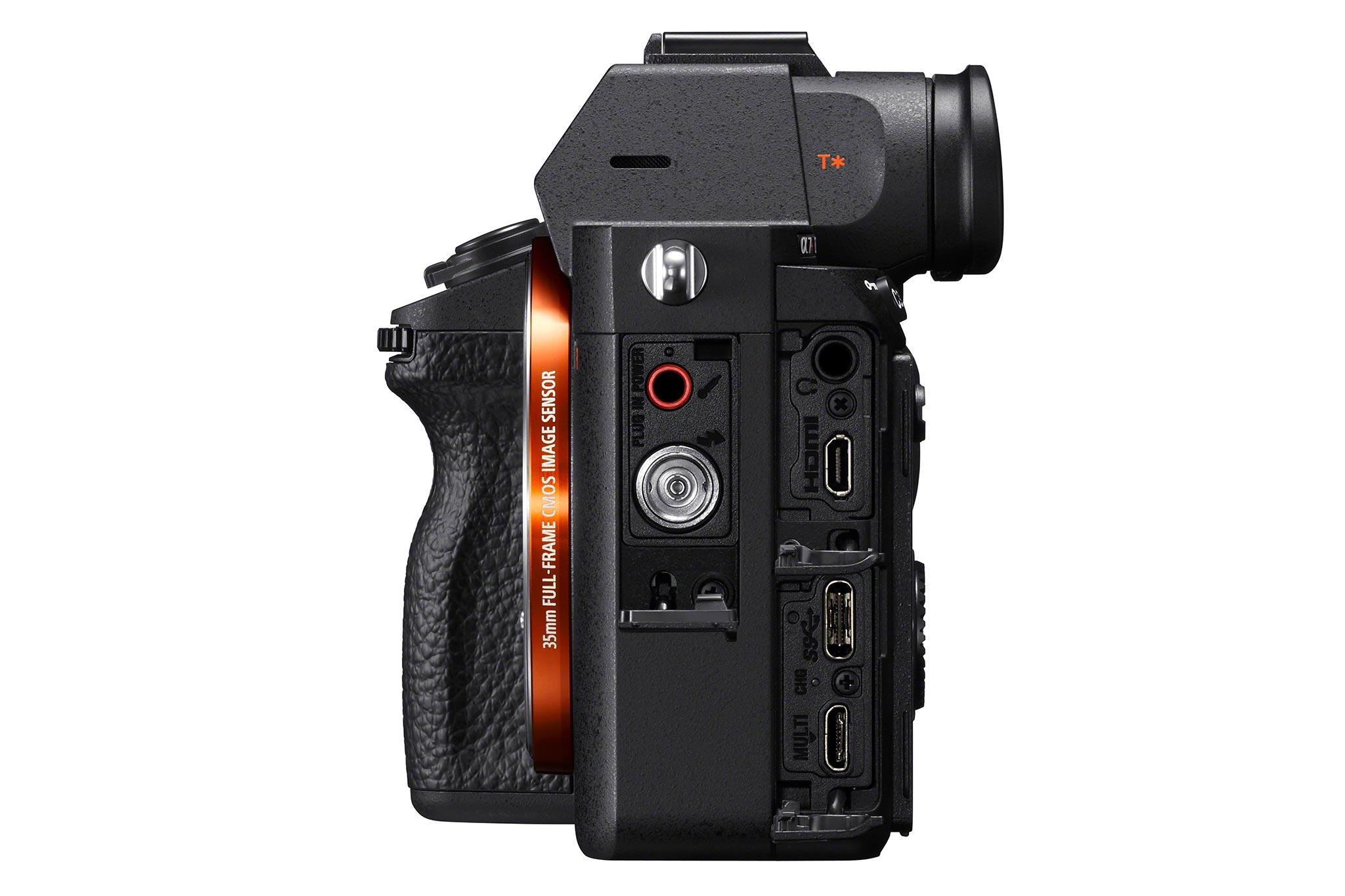 Sony A7 III chính thức: Exmor R 24 2 MP, 693 điểm lấy nét