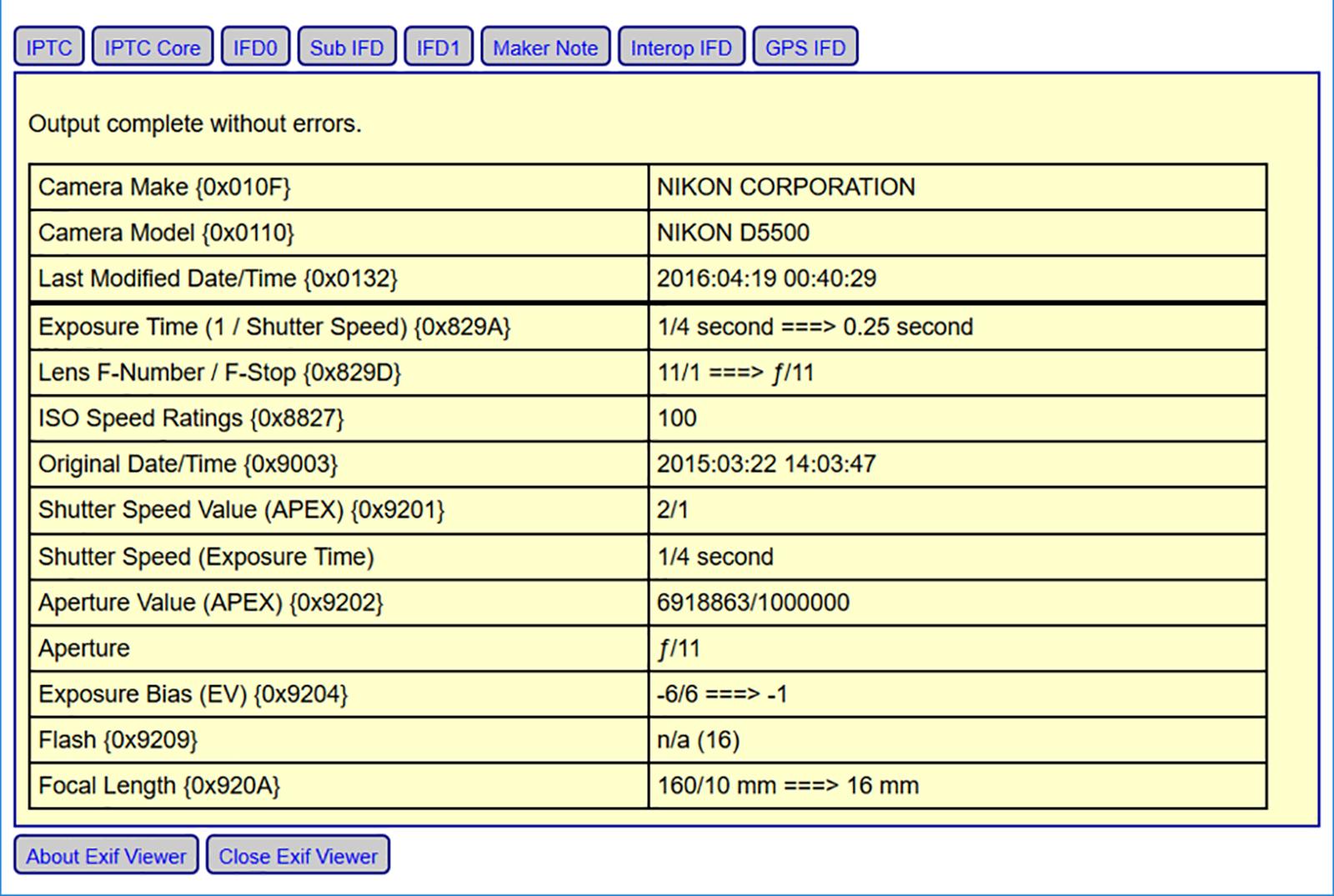 Đang tải Exif-Viewer-960x887.png…