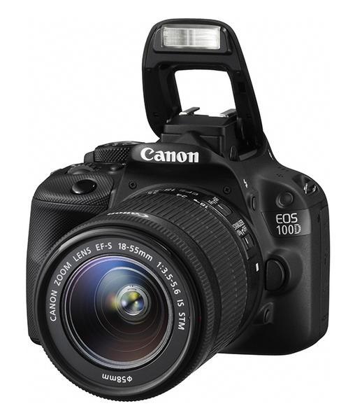 Canon 100D + Kit 18-55 IS STM