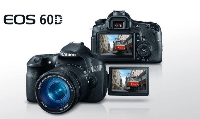 Mẹo kiểm tra máy ảnh Canon 60D cũ khi mua - Blogs các sản phẩm công