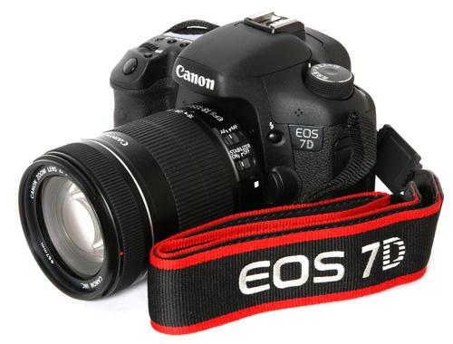 Kết quả hình ảnh cho Canon EOS 7D