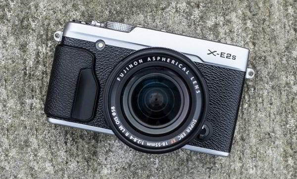 đánh giá máy ảnh fujifilm xe2s