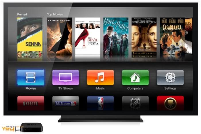 Có nên mua Apple Tivi Gen 3