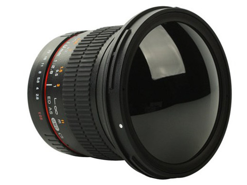 lens goc rong