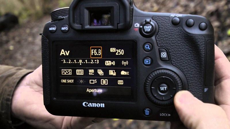 máy ảnh canon 6d giá rẻ zshop