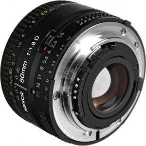 lens Prime nikon