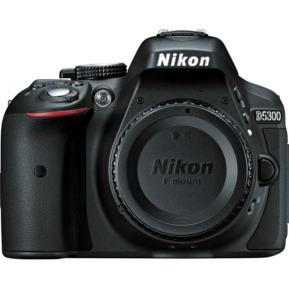 Vì vậy, mua máy ảnh với giá từ 10 \u2013 15 triệu thì đừng quên Máy ảnh D5300 Body