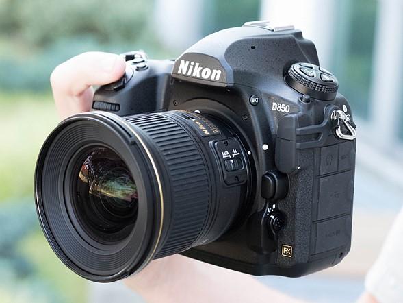 """""""HOT"""" Những bộ ảnh thực tế đầu tiên chụp từ Nikon D850"""