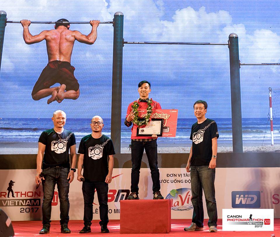Tác phẩm đoạt giải đặc biệt của thí sinh Lê Anh Vũ