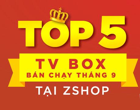 top TV Box bán chạy