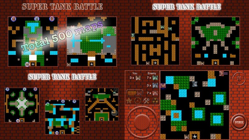 super-tank-battle