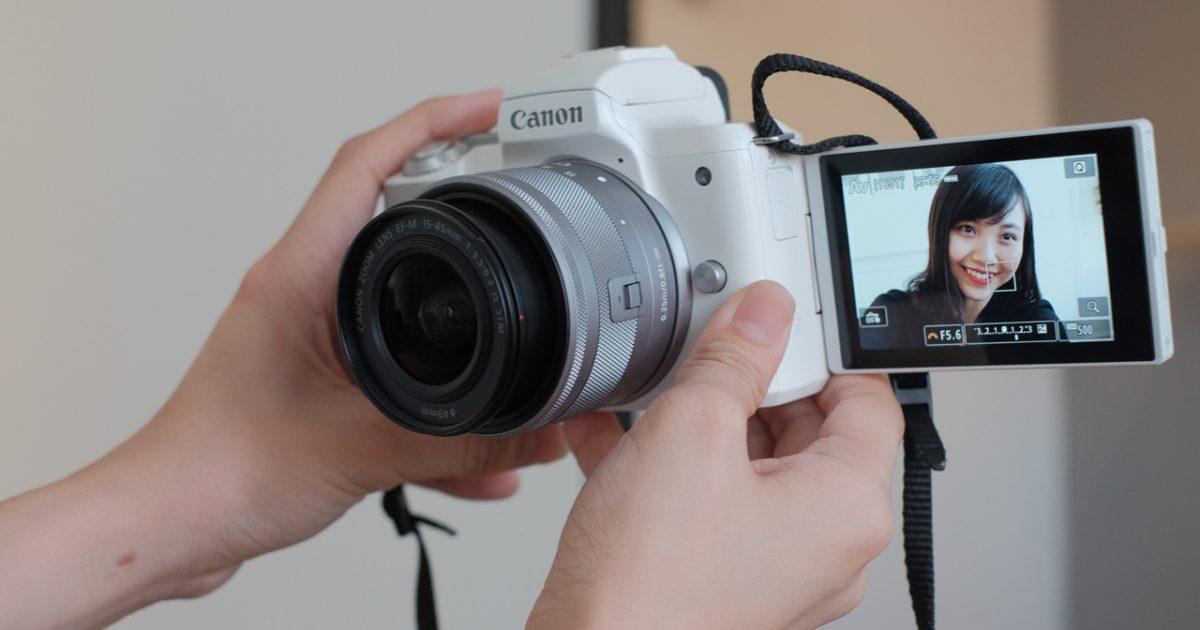 10 điểm cần lưu ý trước khi mua Canon M50