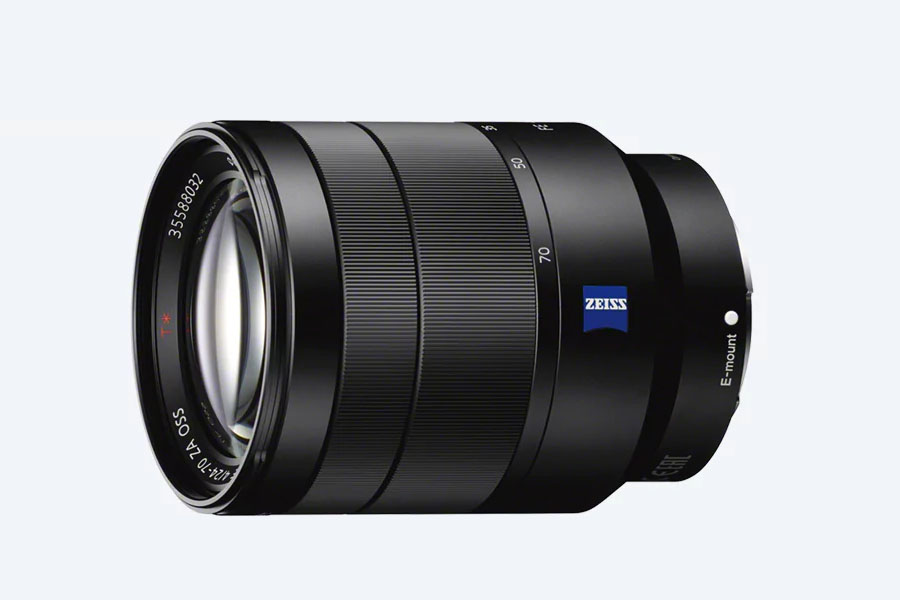 Đánh giá ống kính Sony Carl Zeiss Vario Tessar T* FE 24-70mm F4 ZA OSS