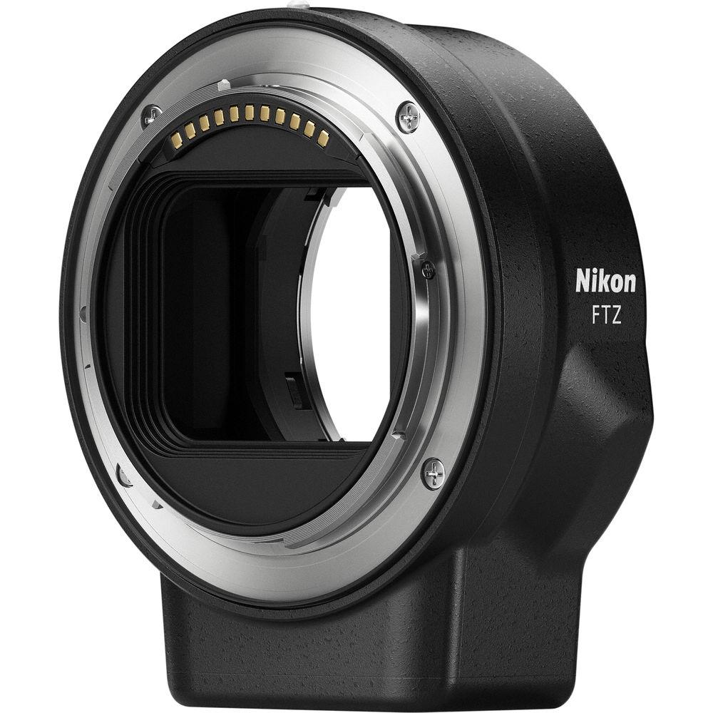 Ống kính nào tương thích với ngàm chuyển Nikon FTZ? - Blogs