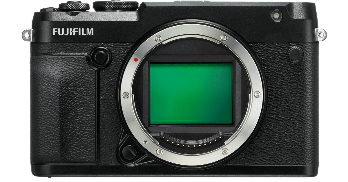 Fujifilm ra mắt máy ảnh medium format GFX 50R 51.4MP và GFX mới 100MP tại Photokina 2018
