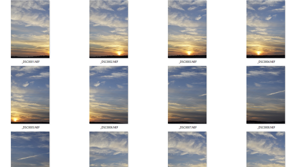 different-positions-of-the-sun-in-the-frame