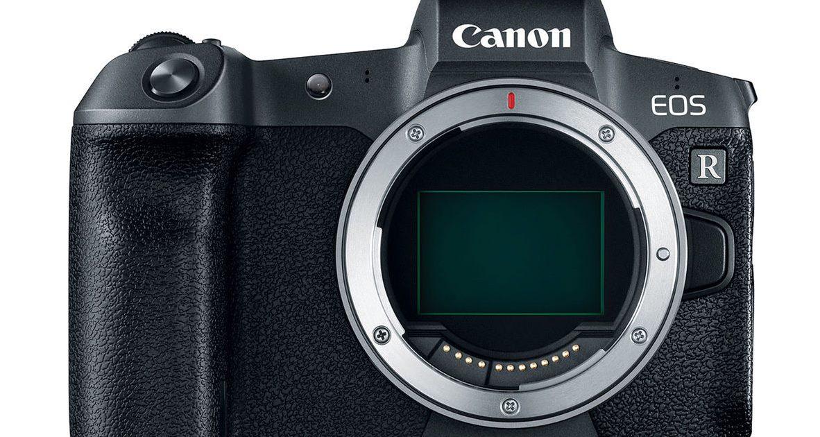 Máy ảnh mirrorless full frame Canon EOS R tiếp theo sẽ có IBIS 5 trục