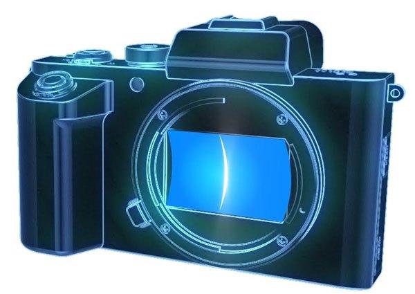 curve-sensor-based-camera