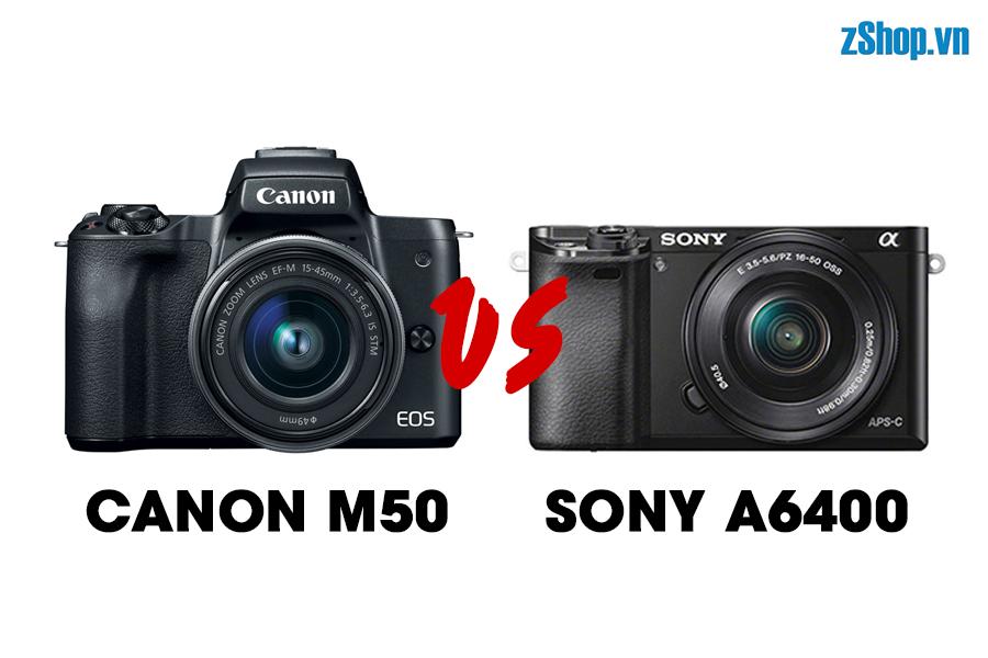 m50-vs-a6400