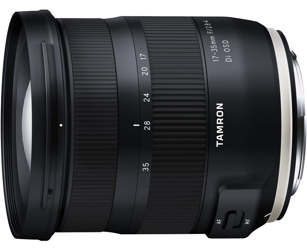 Tamron 17-35mm F2.8-4 Di OSD