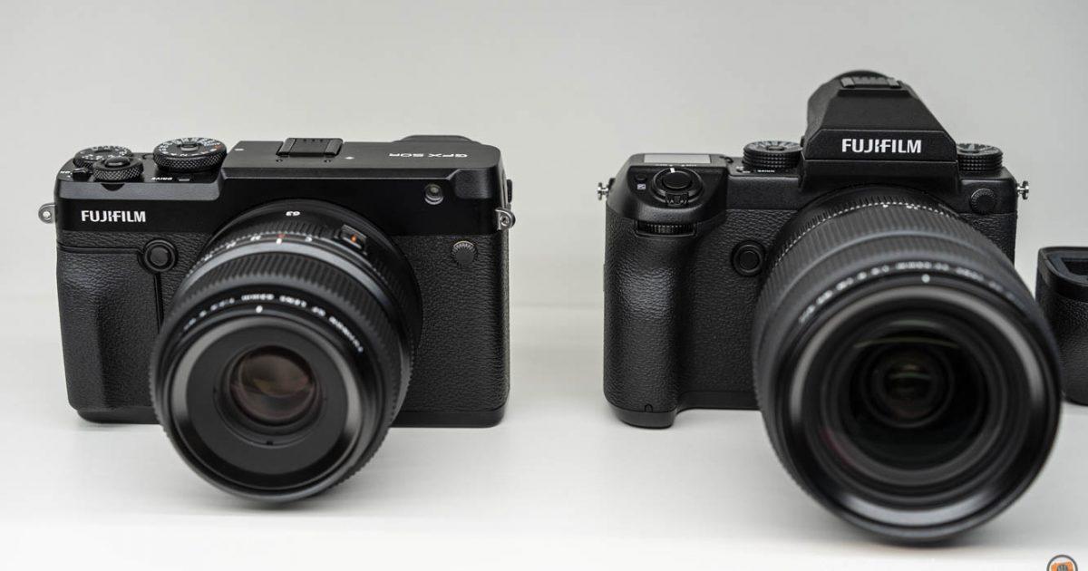 So sánh Fujifilm GFX 50R vs GFX 50S: 10 điểm khác biệt lớn nhất