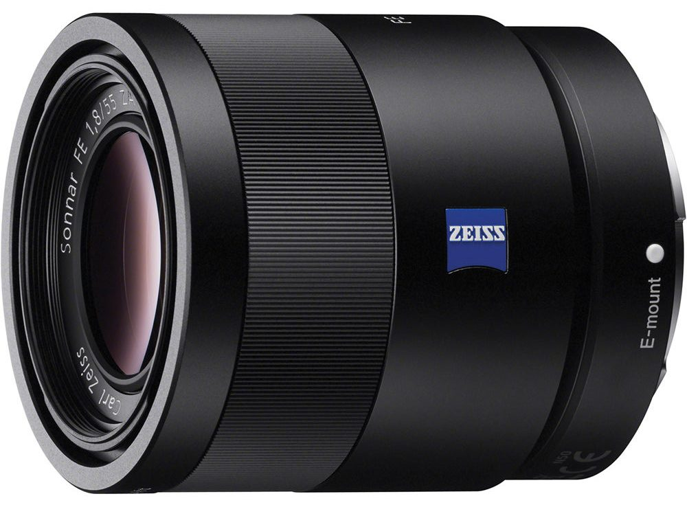Sony Sonnar T* FE 55mm f/1.8 ZA