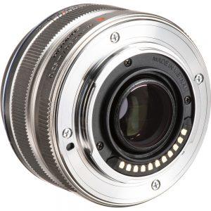 Olympus M.Zuiko 17mm f/1.8 SV