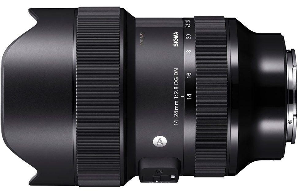 Sigma 14-24mm f/2.8 DG DN Art for Sony E