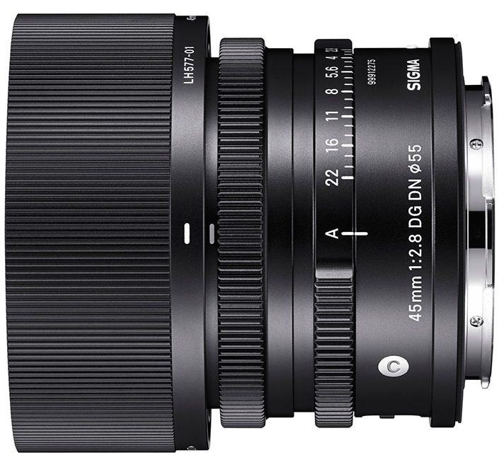Sigma 45mm f/2.8 DG DN Contemporary for Leica L