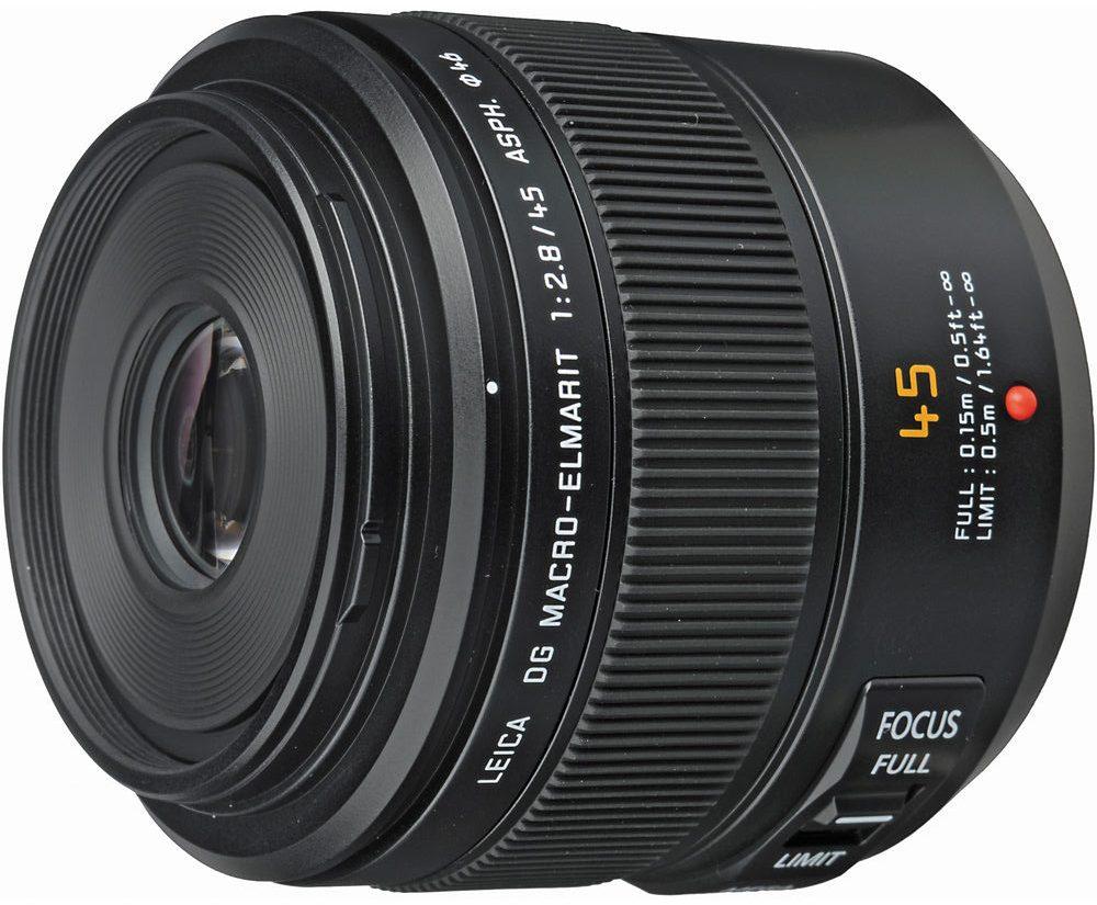 Panasonic Leica DG Macro-Elmarit 45mm f/2.8 ASPH MEGA OIS