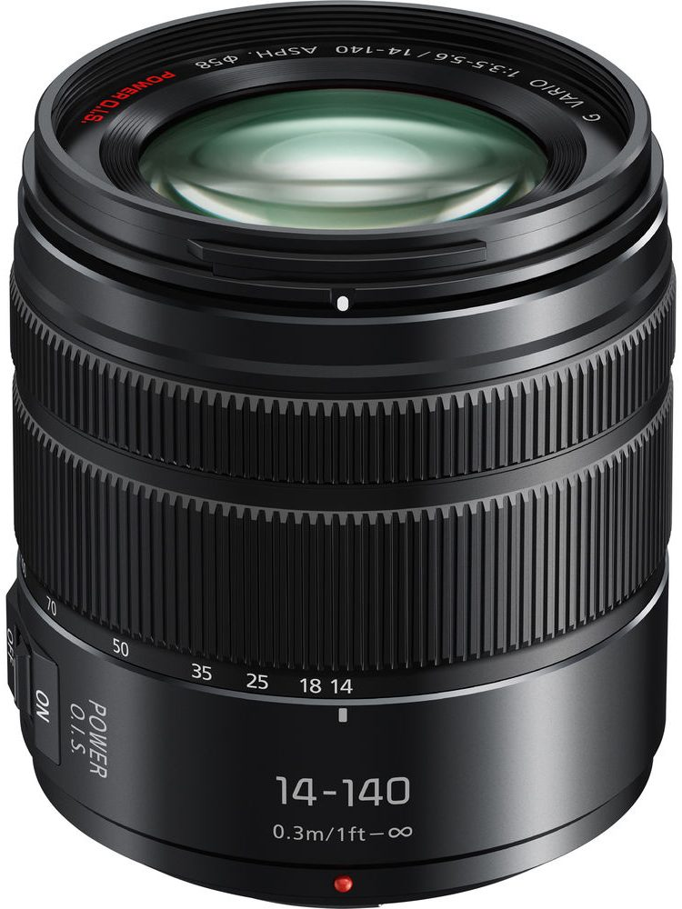 Panasonic Lumix G Vario 14-140mm f/3.5-5.6 II ASPH POWER OIS