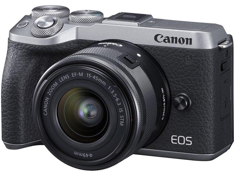 Canon EOS M6 Mark II Silver