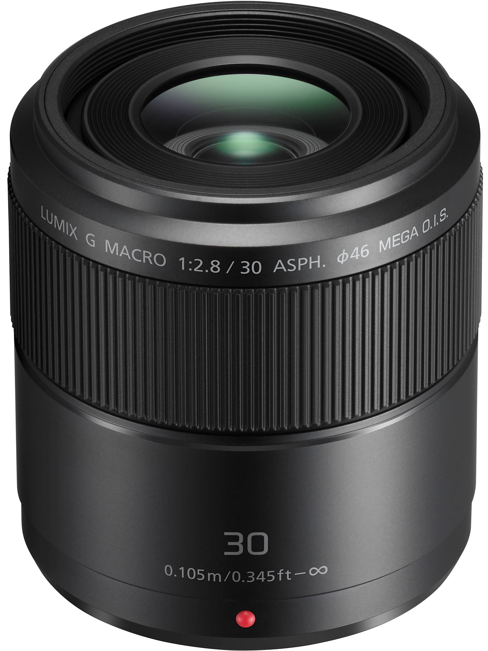 Panasonic Lumix G Macro 30mm f/2.8 ASPH Mega OIS