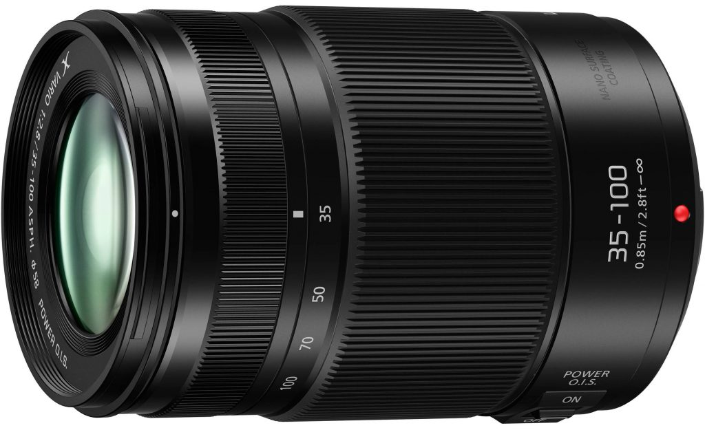 Panasonic Lumix G X Vario 35-100mm f/2.8 II Power OIS