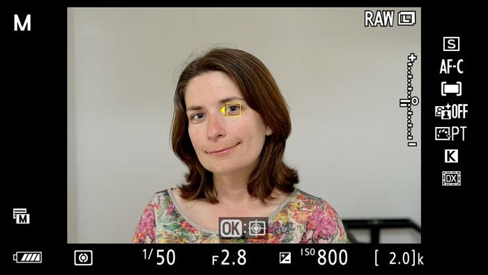 Nikon Eye AF