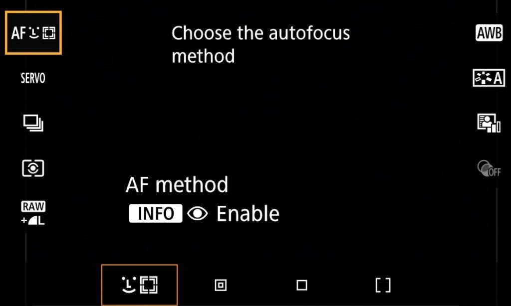 live-view-af-modes