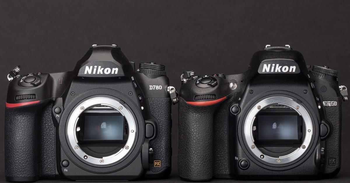 nikond780-vs-d750-front