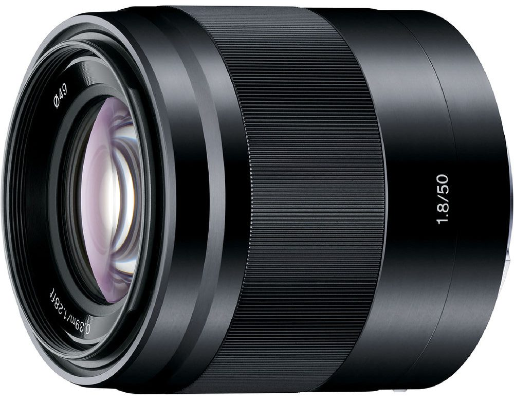 Sony E 50mm F1.8 OSS