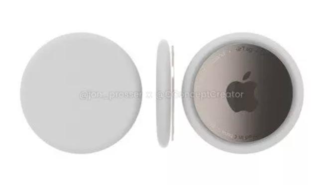 Đây là AirTags, thiết bị định vị siêu nhỏ của Apple ...