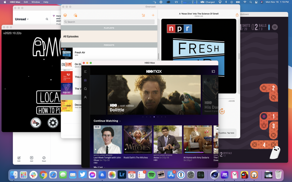 iOS apps running natively on the MacBook Air. Some are good; many are not.