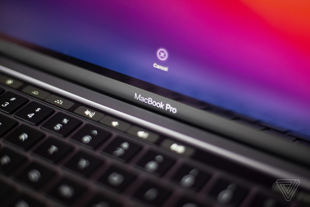 The Touch Bar on the Pro is definitely a downside compared to the Air's physical function keys.