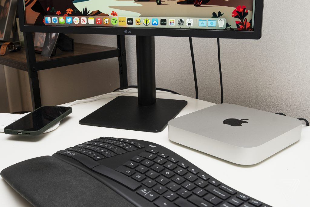 The price to performance ratio is better than ever with the new Mac mini.