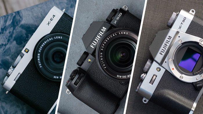 Fujifilm-XE4-vs-XS10-vs-XT30-preview