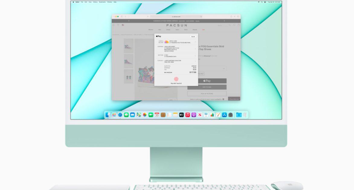 iMac 24 inch