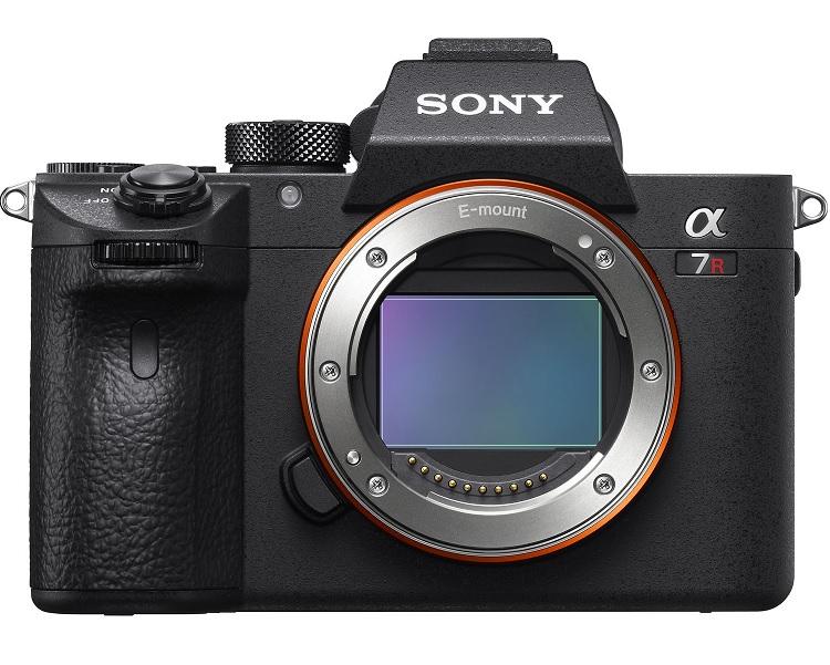 Hình ảnh thân máy Sony A7r III