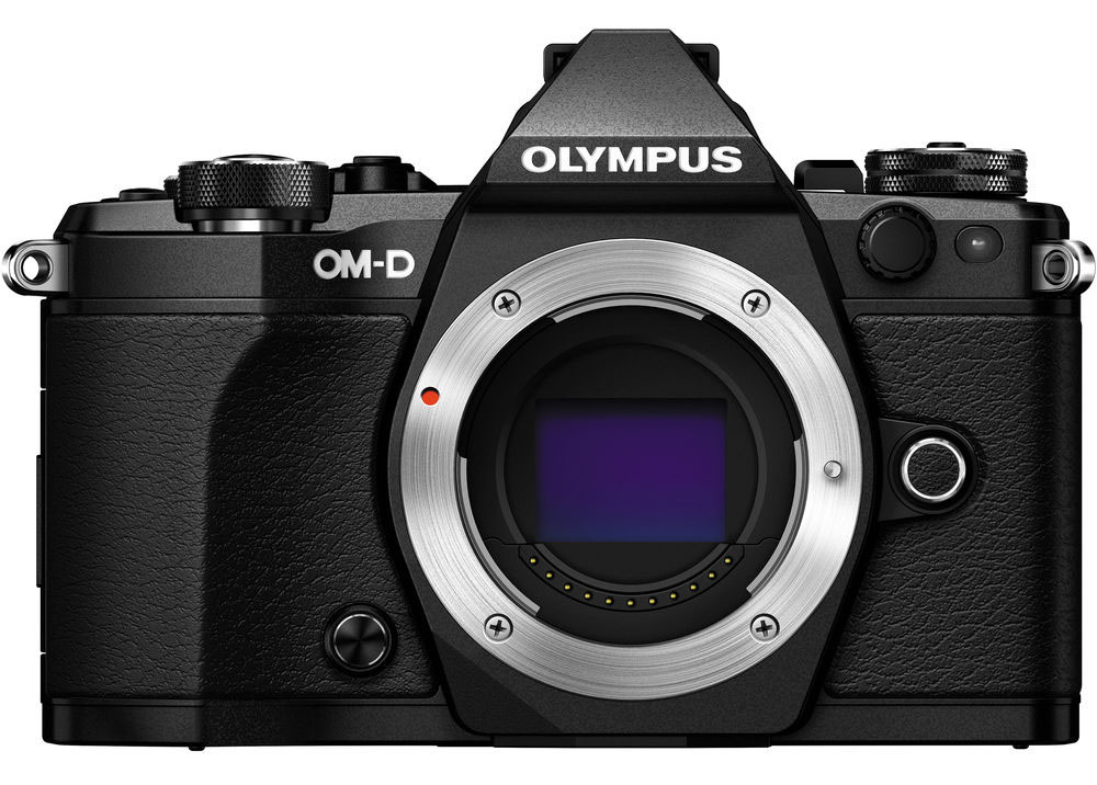 Olympus OM-D E-M5 Mark II (Body)