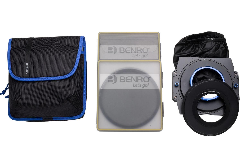Gói sản phẩm kính lọc Benro hệ 150 FM150C2