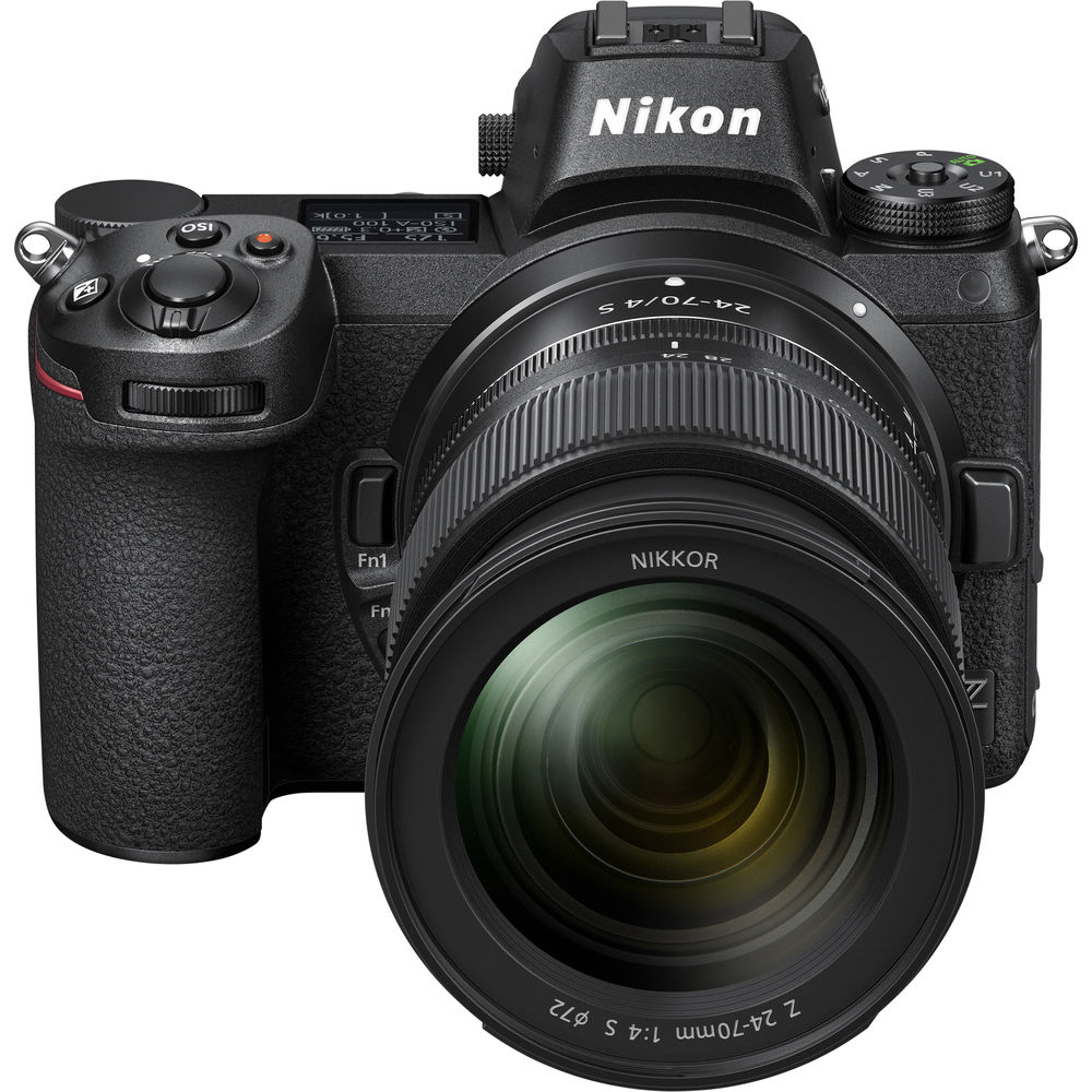 Nikon Z6 + Kit NIKKOR Z 24-70mm f/4 S