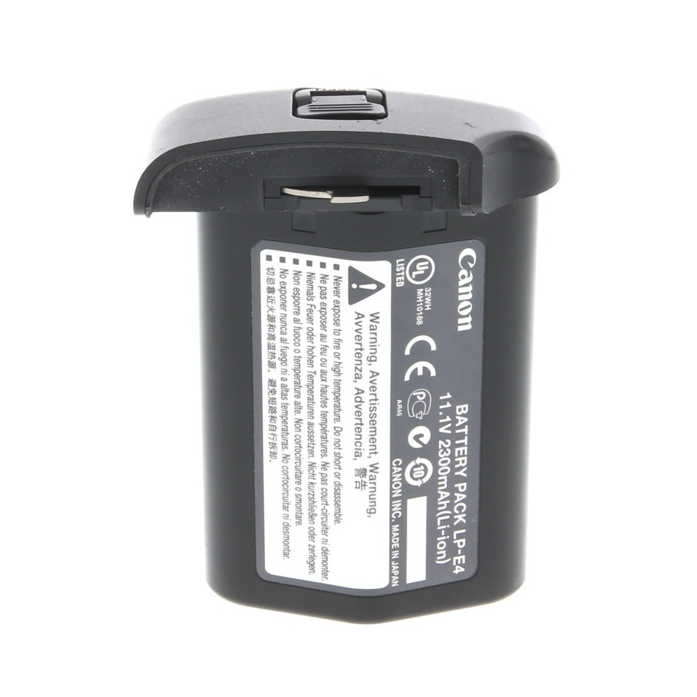 Canon LP-E4 Battery Pack (2300mAh)