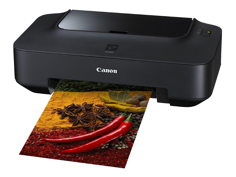 Máy in phun màu Canon Pixma IP2700 (Đen)